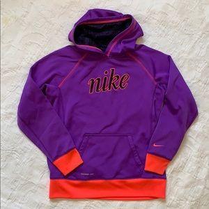 Girls Nike Hooded Sweatshirt